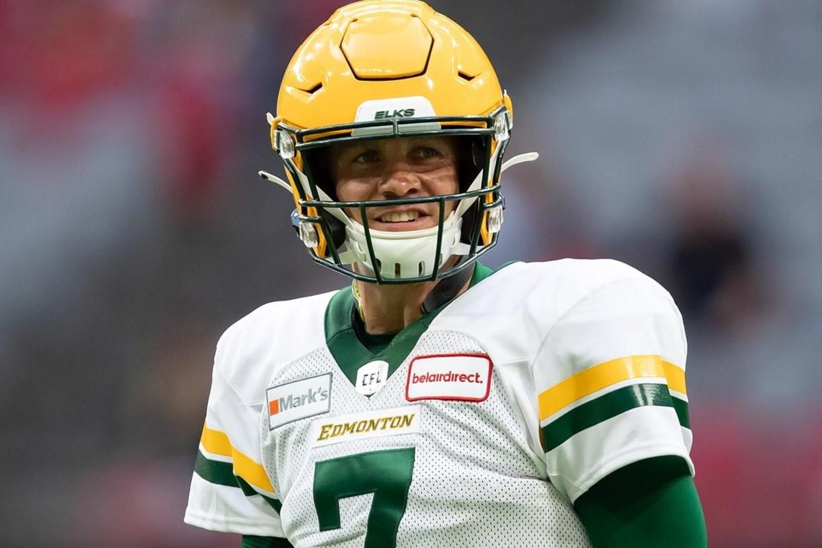 Edmonton Elks add veteran quarterback Trevor Harris to active roster