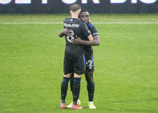 Ibrahim's late goal gives CF Montreal 2-2 draw with Philadelphia Union