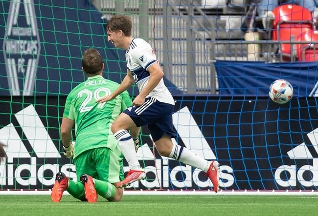 Vancouver Whitecaps still in playoff race after 2-1 victory over Sporting Kansas City
