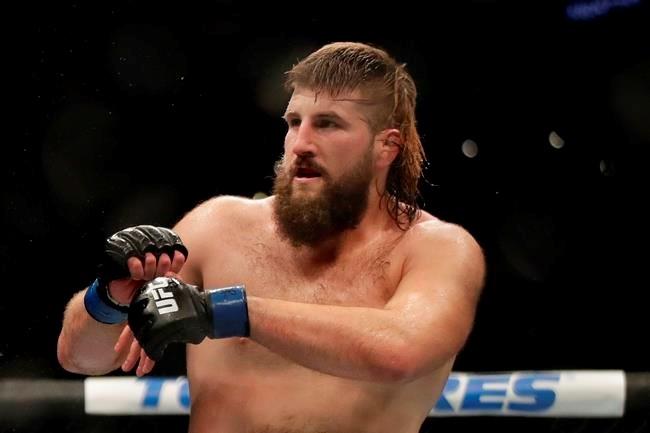 Alberta's Tanner (The Bulldozer) Boser to fight on December UFC card
