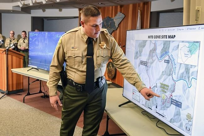 Sheriff says family on California hike died of extreme heat