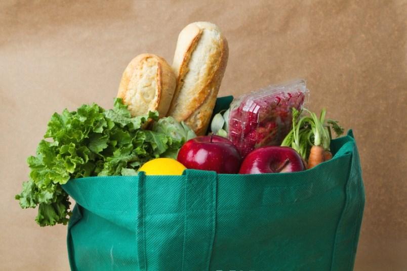 food-bag-groceries-stock-photo