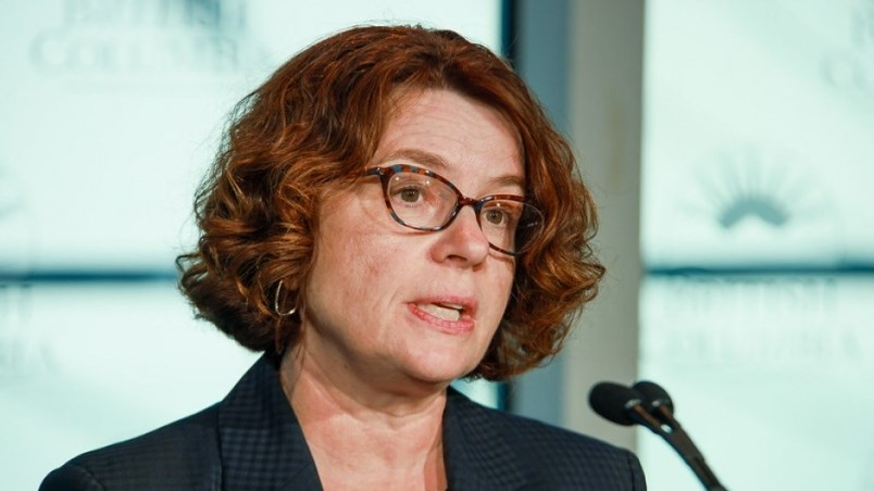BC health officials report 90 new coronavirus cases