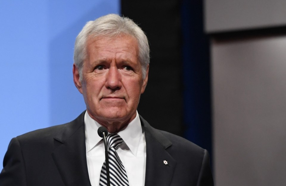 Alex Trebek shares how he'll say goodbye at his final 'Jeopardy'
