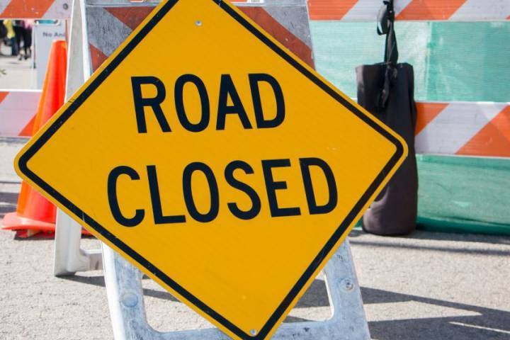 May Street to close southbound