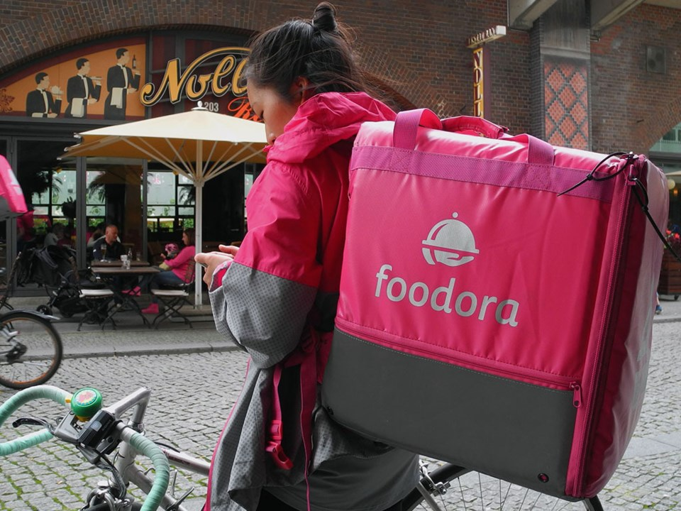Major food-delivery service shutting down operations in Canada