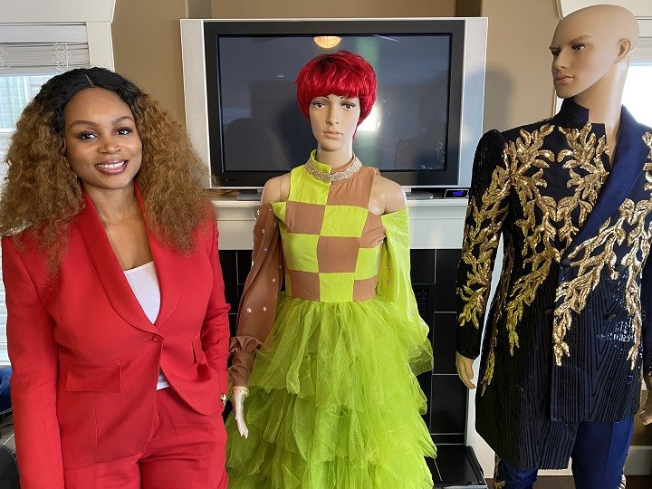 Fort Saskatchewan Designer Who Appeared In New York Fashion Week Also Employs Workers In Nigeria Sootoday Com
