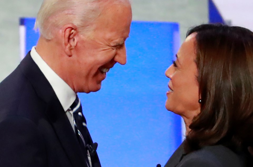 I Believe In Joe Kamala Harris Endorses Biden S Presidential Bid Sootoday Com
