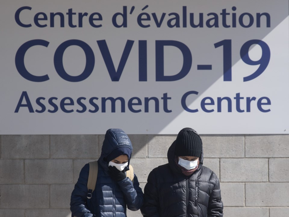 Coronavirus Canada Adds Over 1 700 New Cases Most In Ontario And Quebec Sootoday Com