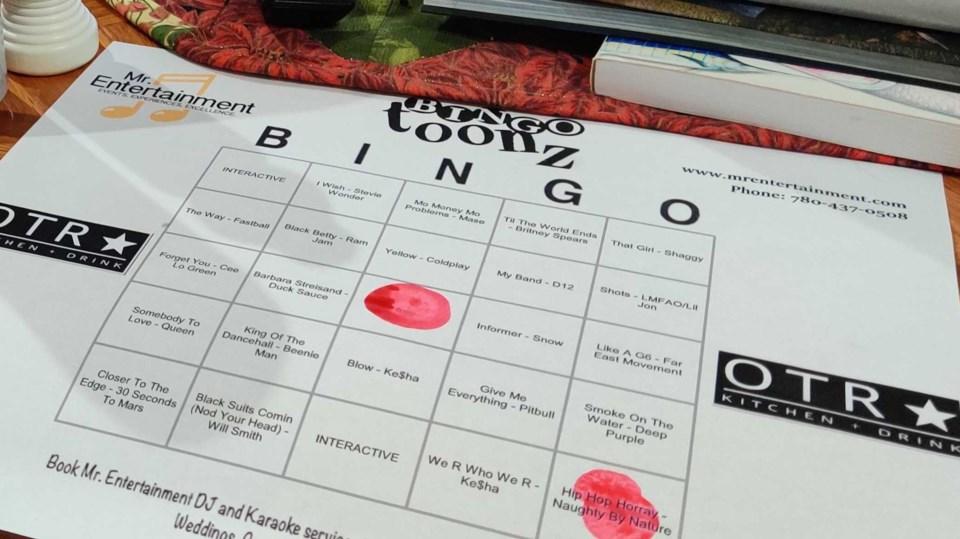 Bingo Pizza Edmonton