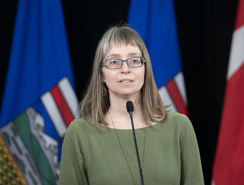 Alberta's chief medical officer of health to provide COVID ...
