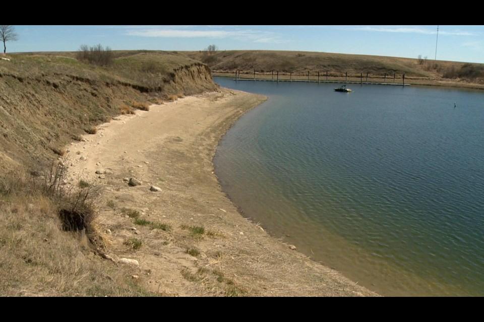 Lake Diefenbaker. File photo