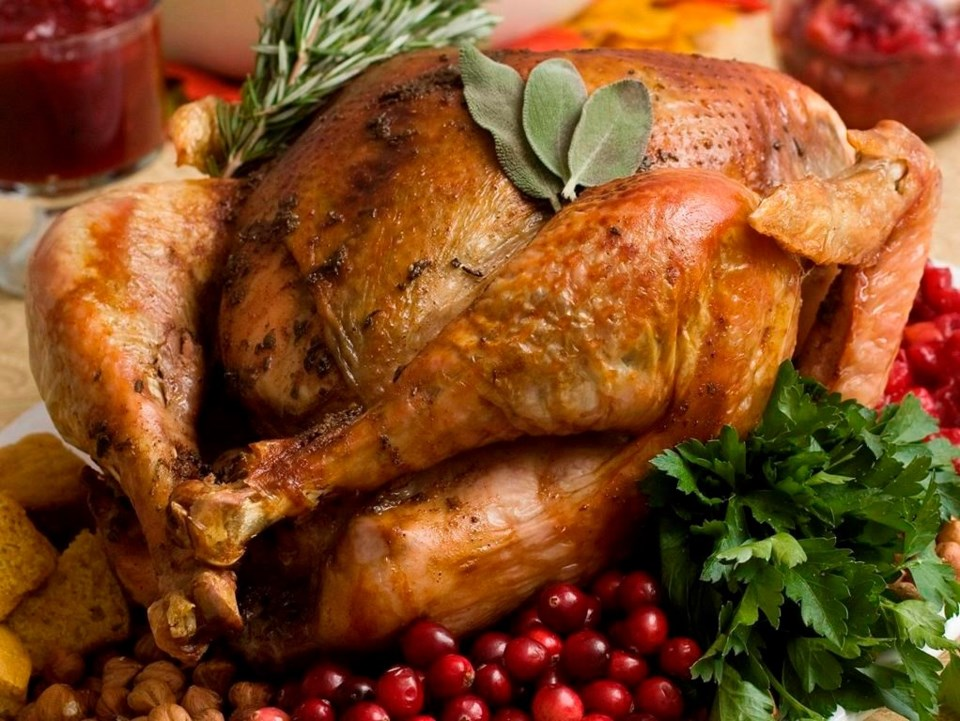 Calgary restaurants offering Thanksgiving takeout options
