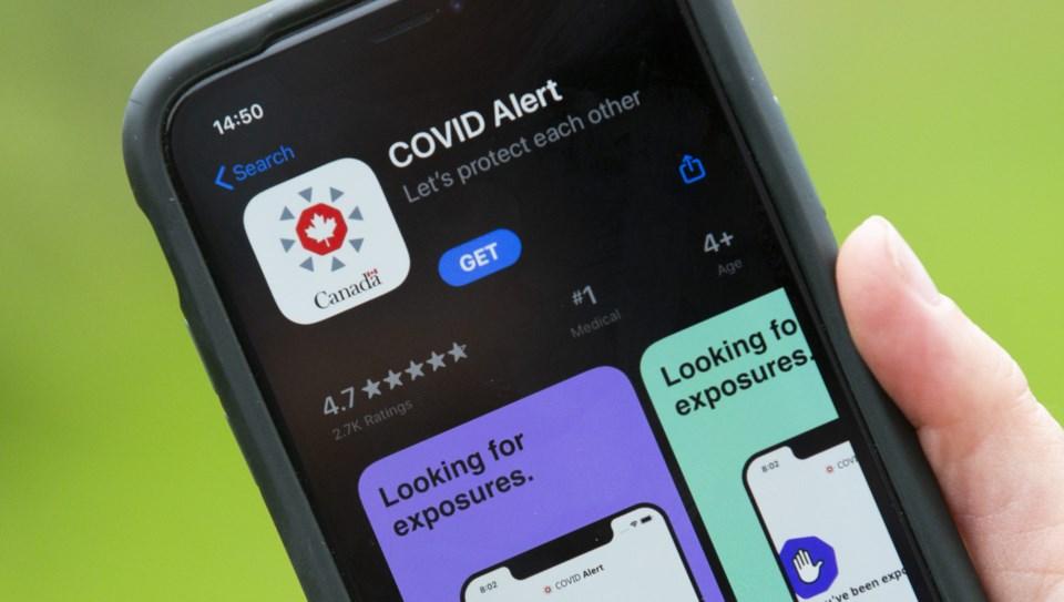 Nova Scotia Adopts Covid Alert App Sootoday Com