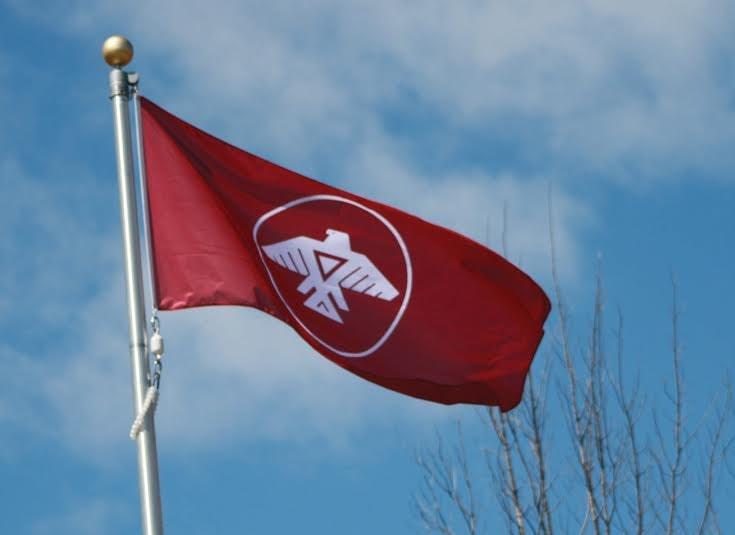 Anishinabek flag