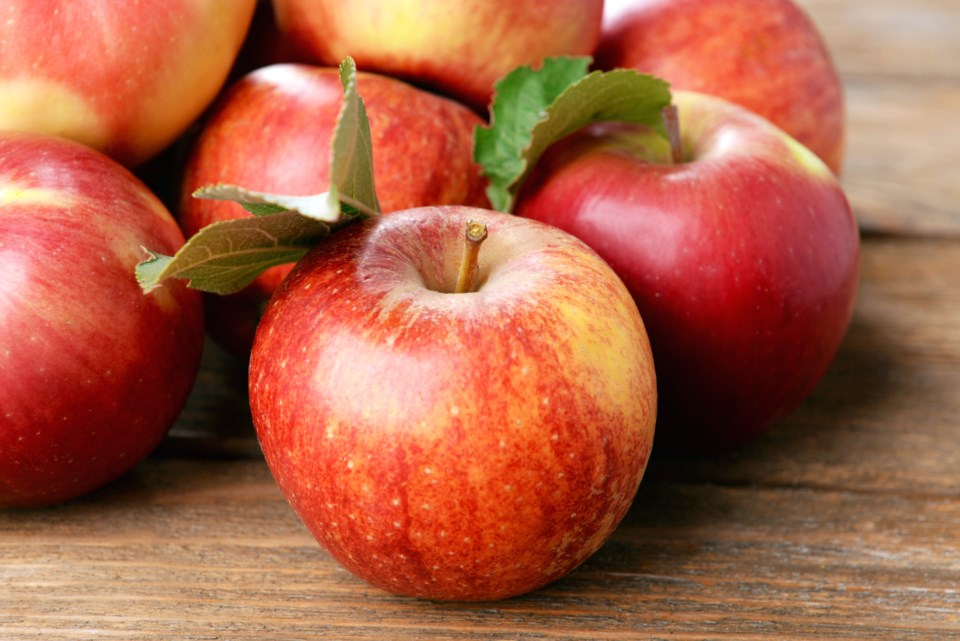 apples shutterstock