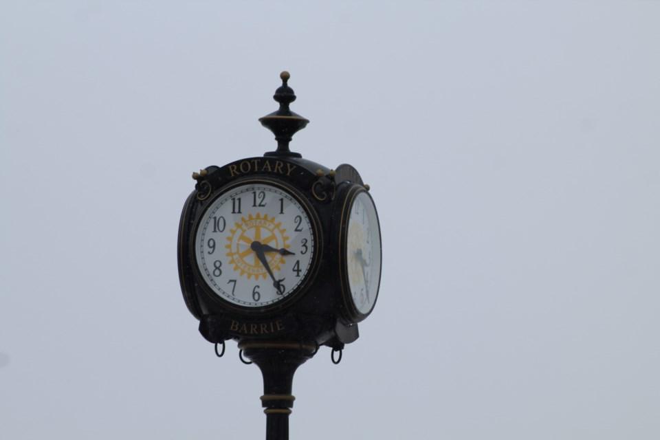 USED 2020-03-20 Rotary Clock RB