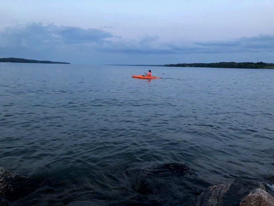 USED 2021-07-20 Kempenfelt kayak MBo