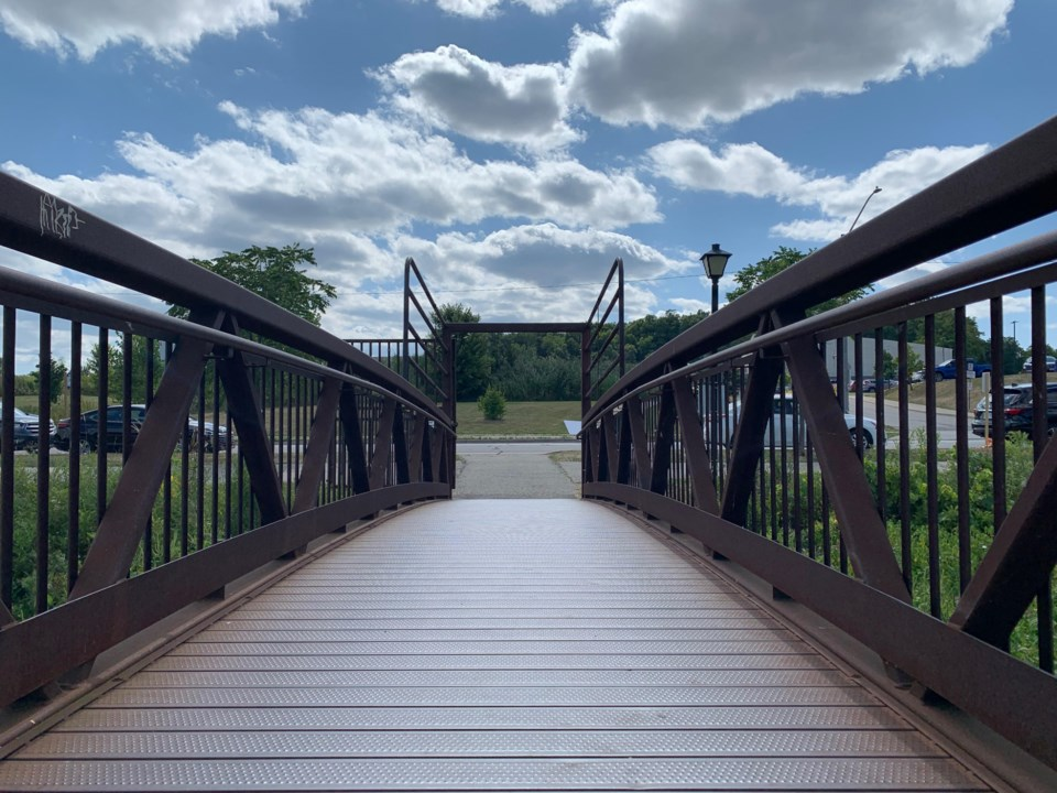 Peter Hallman Ballyard Bridge (August 17th, 2019)
