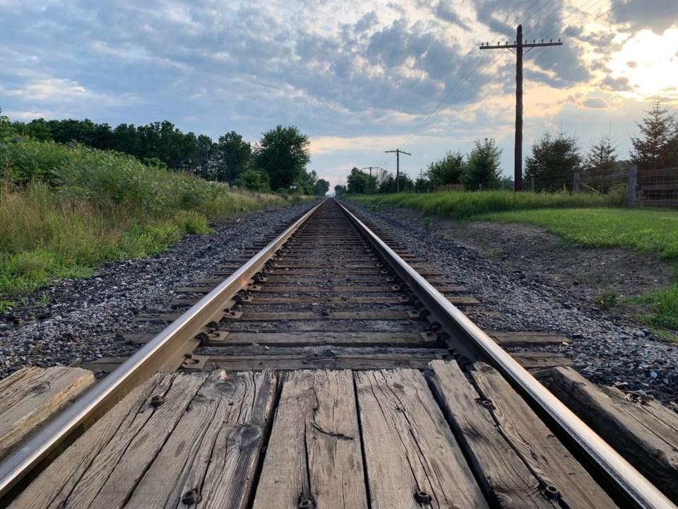 Railroad tracks (July 29th, 2019)