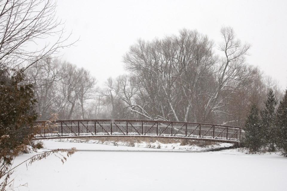 USED 2020 02 19 fairylake snowy bridge GK
