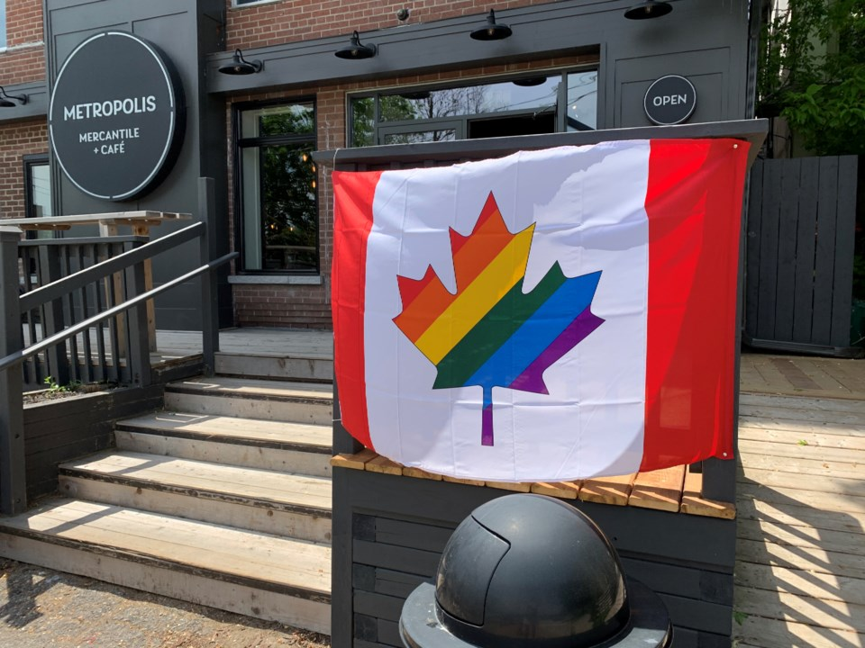 USED 2021 06 25 pride Canada flag DK