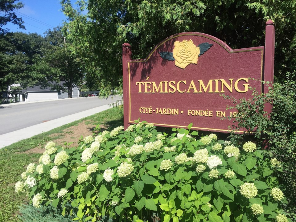 USED 2018-09-27goodmorning  2 Welcome to Temiscaming. Photo by Brenda Turl for BayToday.