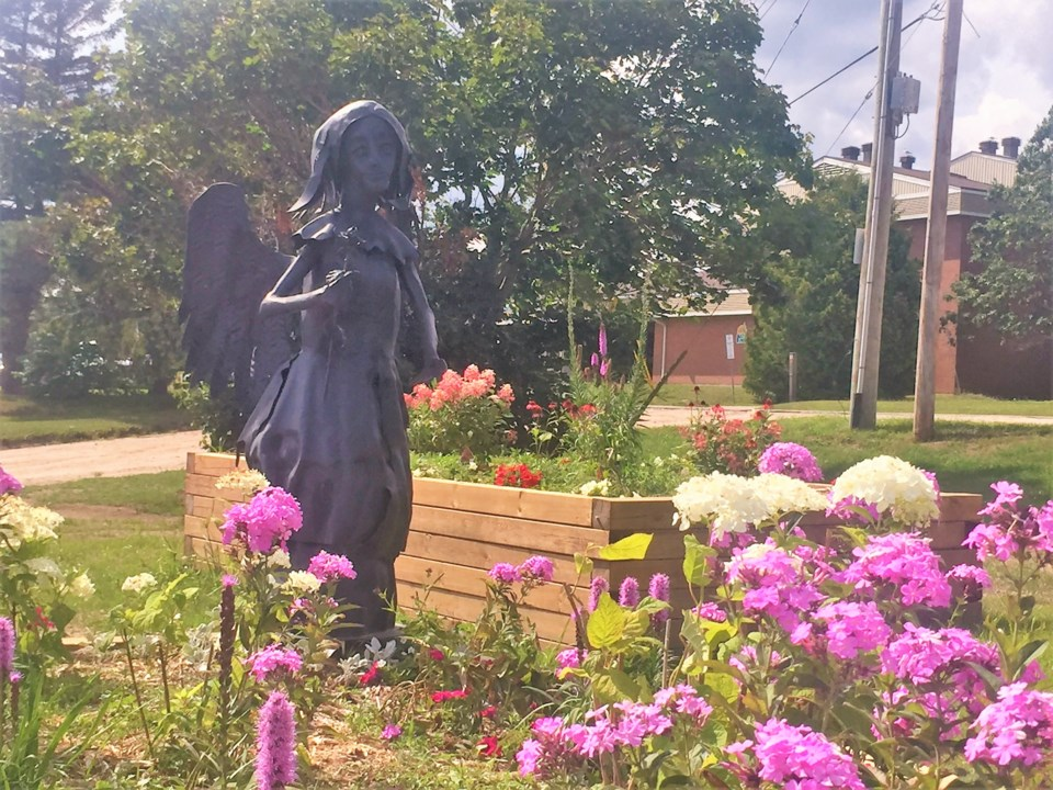 USED 2019-09-12goodmorningnorthbaybct  6 Hope and Memory Garden, Sundridge. Photo by Brenda Turl for BayToday.