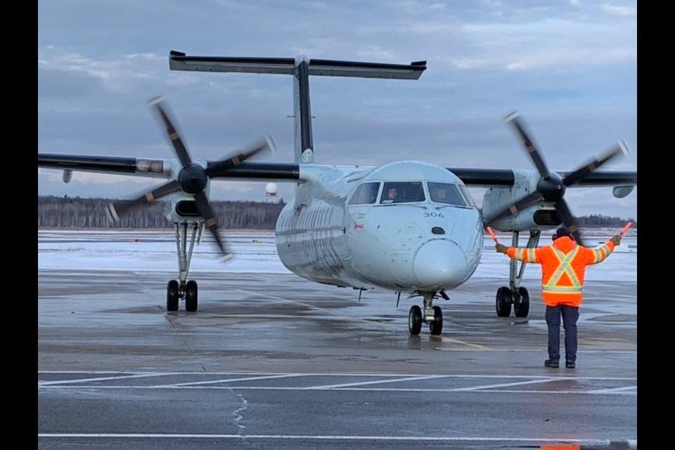 Jack Garland airport. North Bay. Jeff Turl/BayToday.