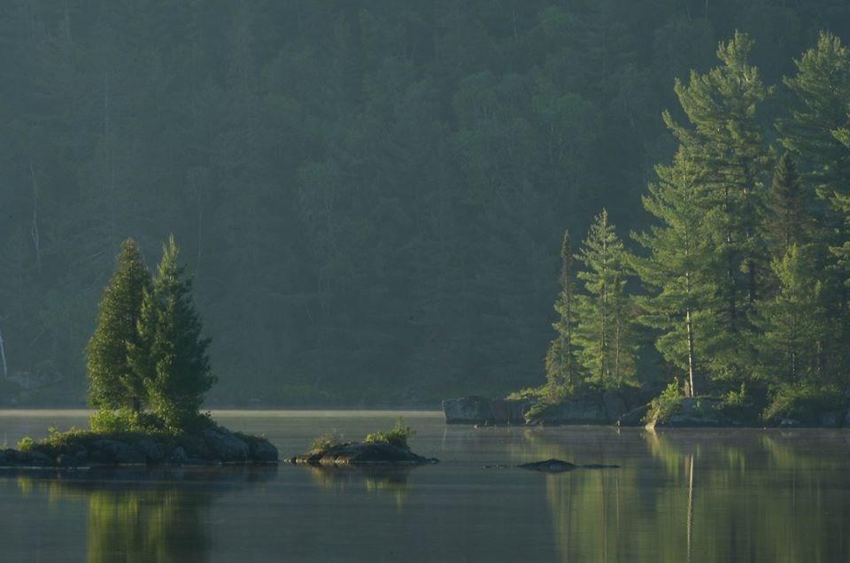 USED 2020-6-29goodmorningnorthbaybct  5 Morning on Turtle Lake. Near North Bay. Courtesy of Chris Mayne.