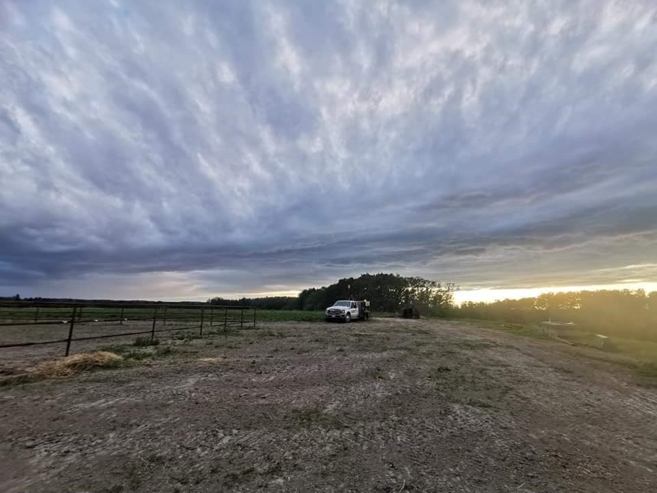 USED 2020-7-13goodmorninnorthbaybct  5 Cloud formations. Temiskaming Shores. Courtesy of Anna Sawicki.