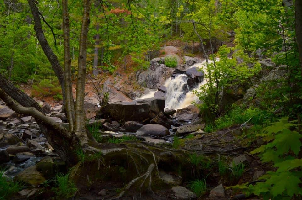 USED 2021-6-8goodmorningnorthbaybct  2 Duchesnay Falls. North Bay. Courtesy of David Stevenson..