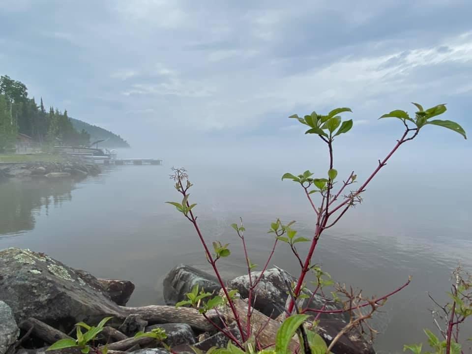 USED 2021-6-8goodmorningnorthbaybct  3 Martineau Bay, Lake Temiskaming. Courtesy of Lisa Neil.