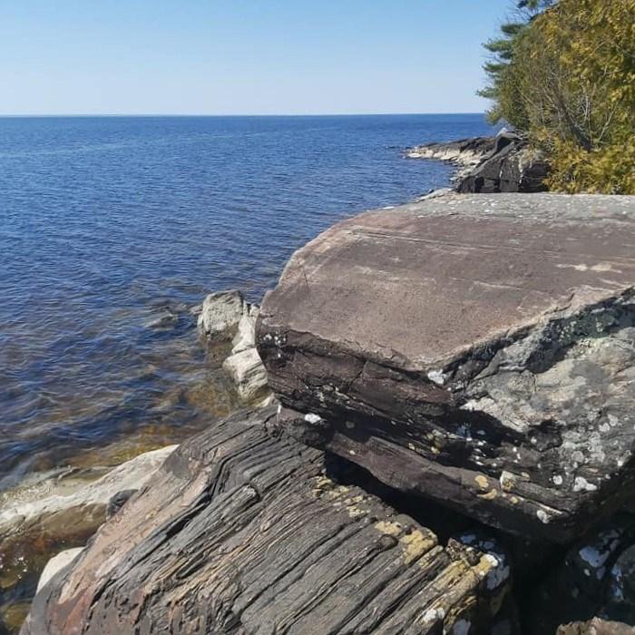 USED 2021-7-27goodmorningnorthbaybct  1  Along Lake Nipissing. North Bay. Courtesy of Tammy Brown.