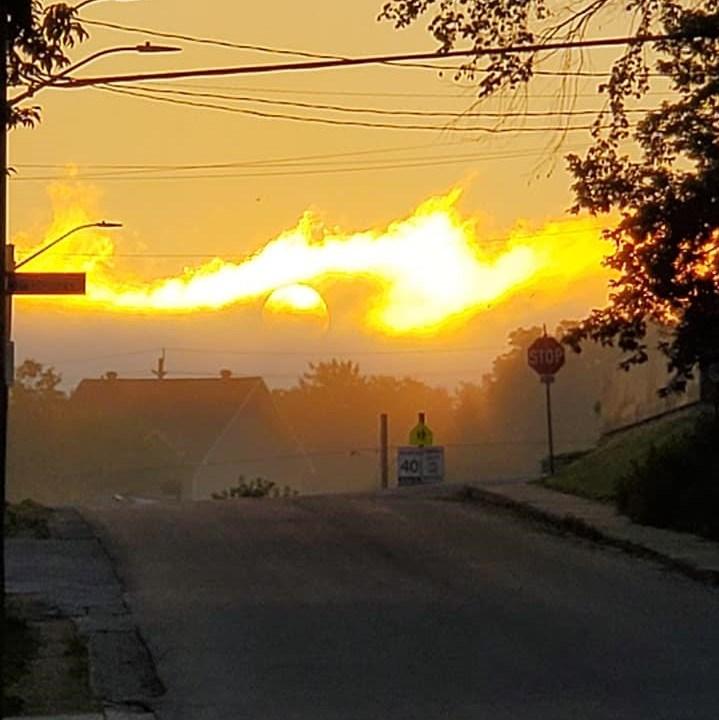 USED 2021-7-27goodmorningnorthbaybct  2 Sunrise. North Bay. Courtesy of Lillian Frederick.