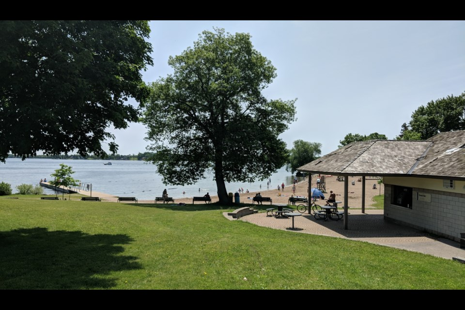 Could a religious worship service be coming to Couchiching Beach Park? It is possible after council enacted a policy that establishes guidelines for such events. Dave Dawson/OrilliaMatters File Photo