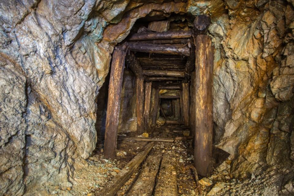 abandoned mine stock