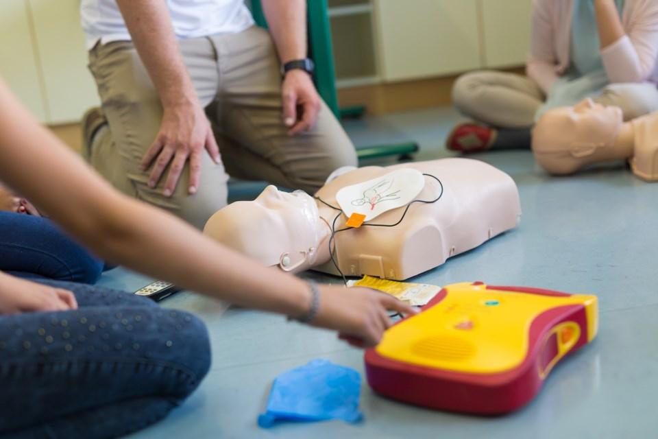 AutomatedExternalDefibrillator