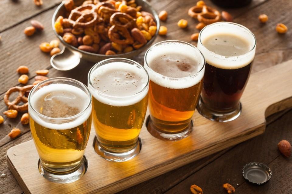 beer shutterstock