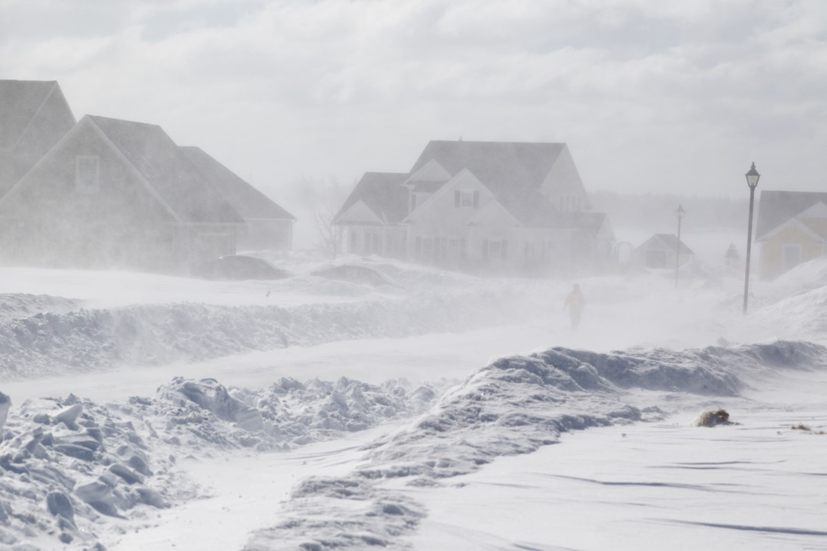 Winter isn't done with Sudbury just yet: Storm likely for Wednesday