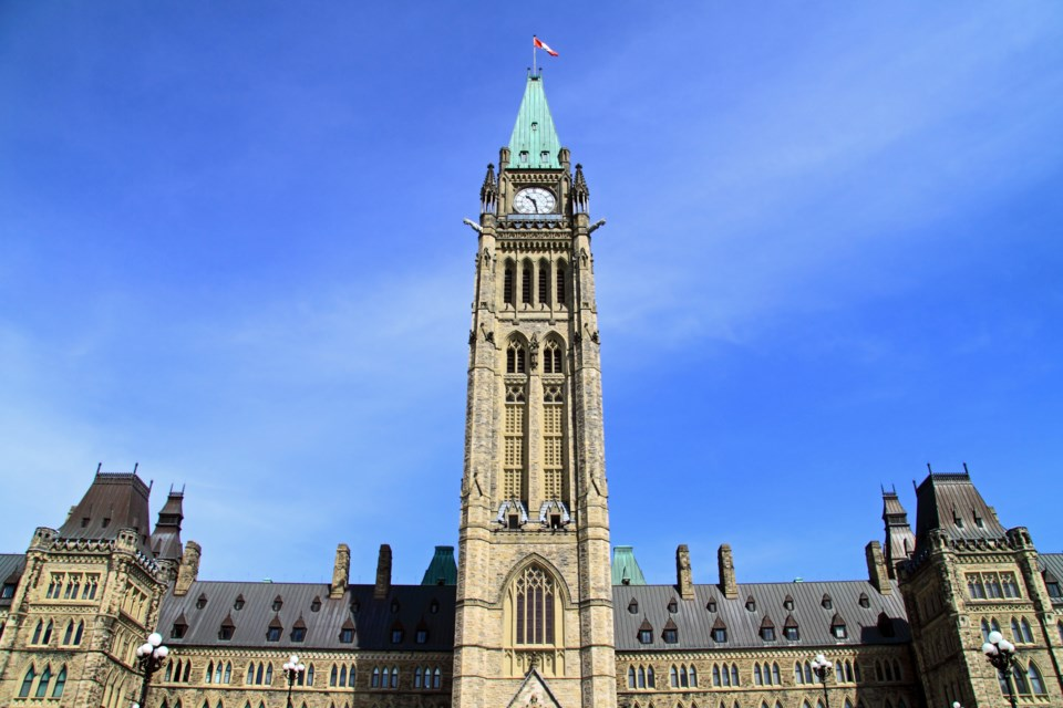 Canadian Parliament AdobeStock