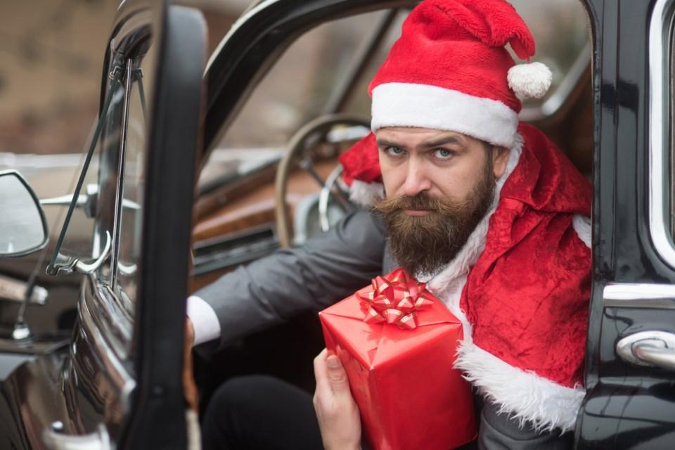 christmas theft AdobeStock_227300762