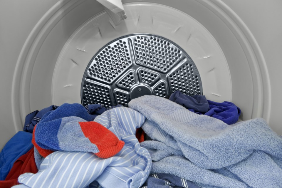 clothes dryer stock