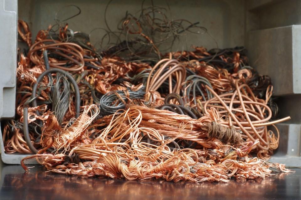 copper wire AdobeStock