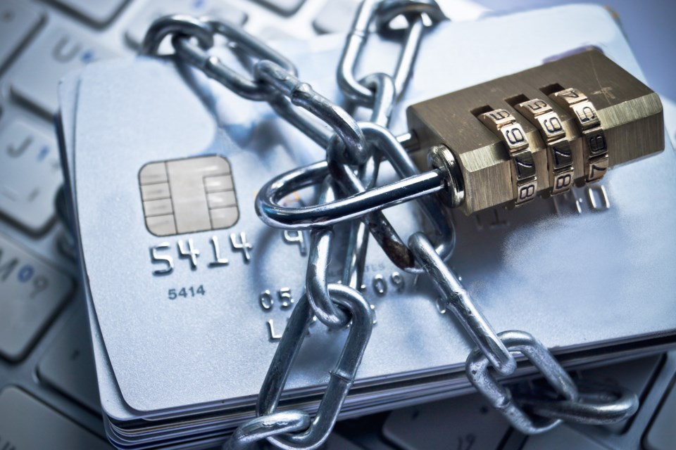 credit card theft or fraud