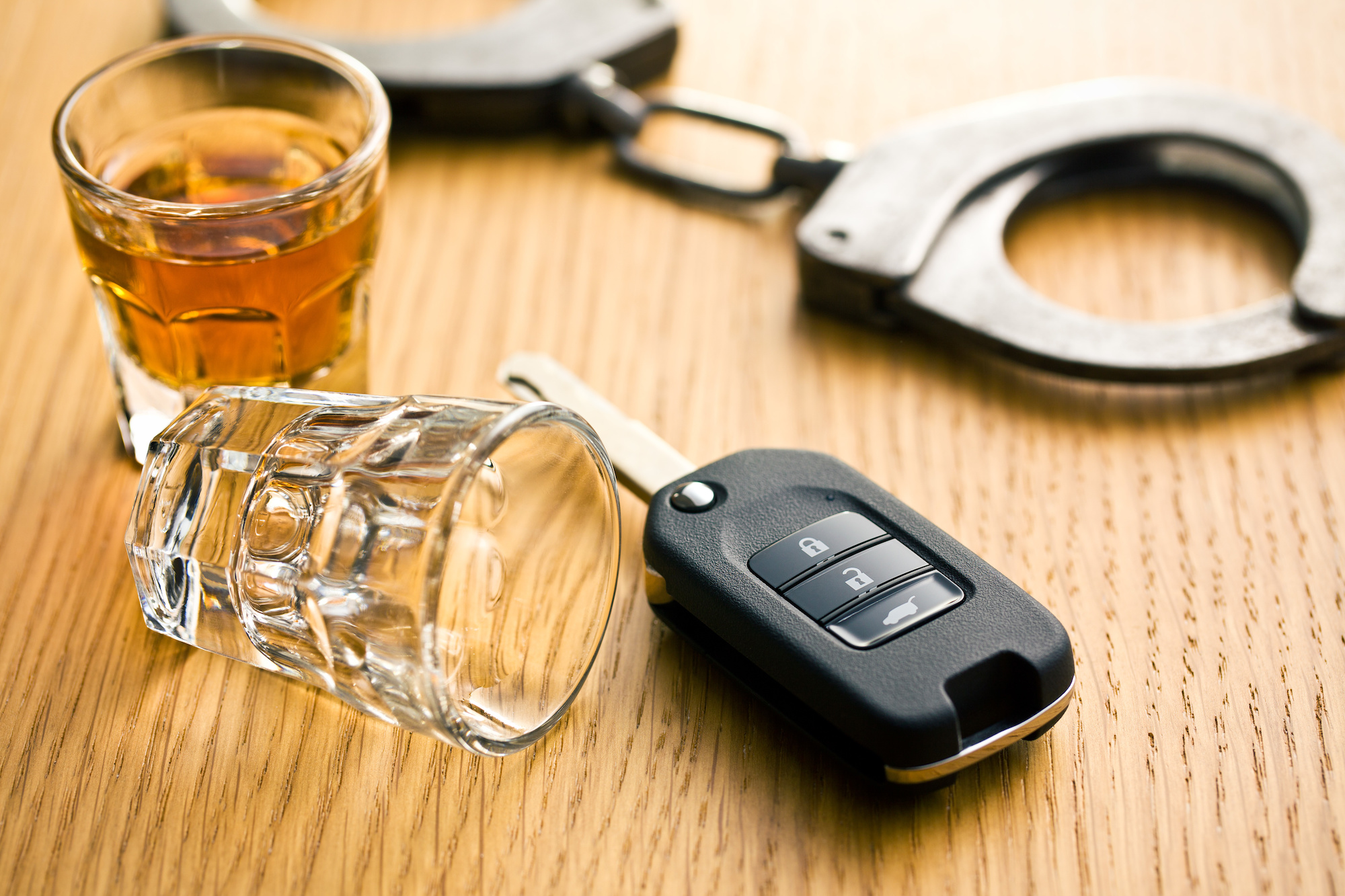 Man faces drunk driving charges