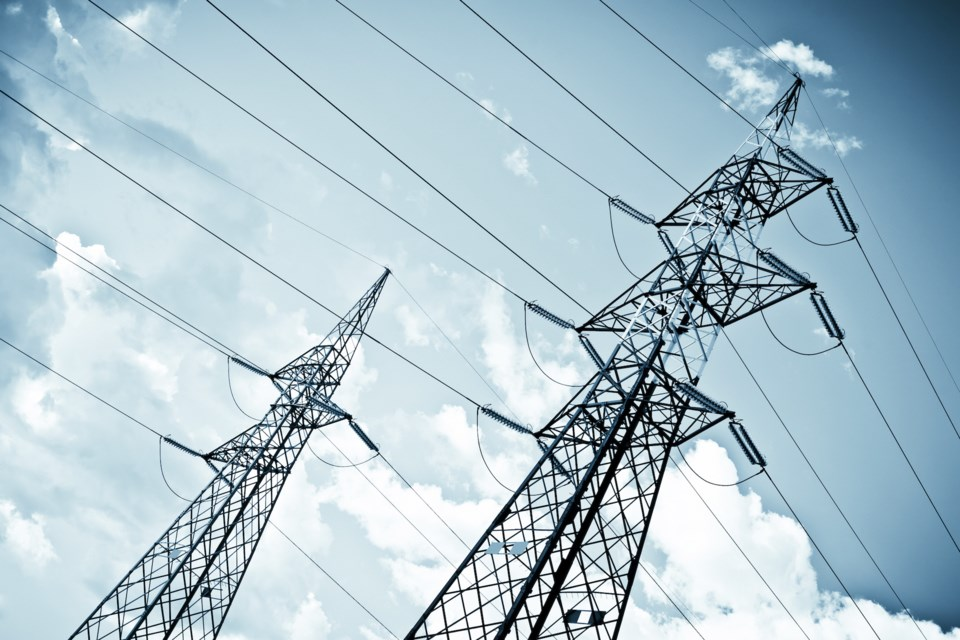 electricity hydro stock