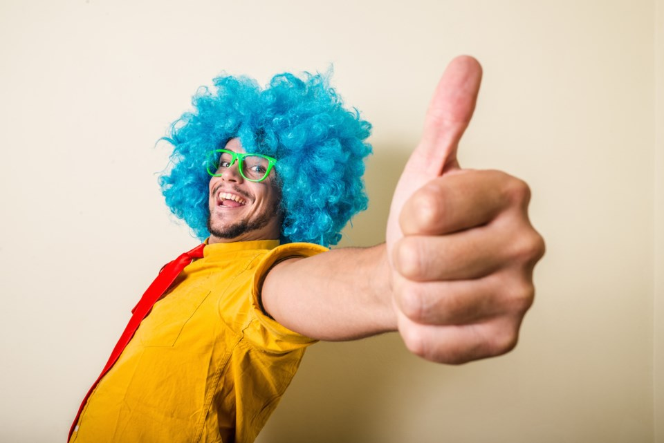 funny thumbs up AdobeStock_56360239