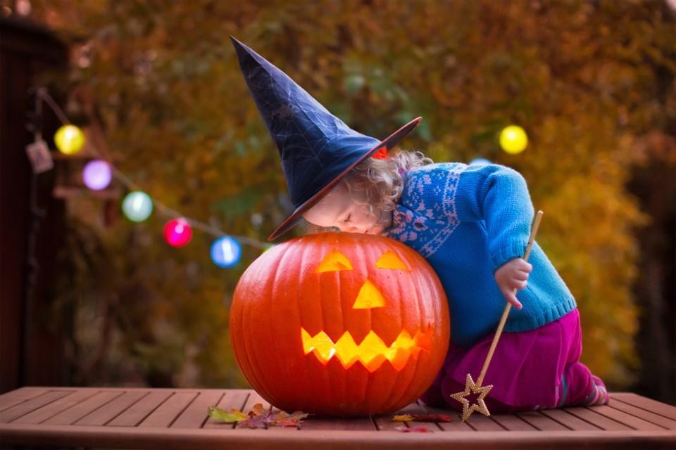 halloween stock