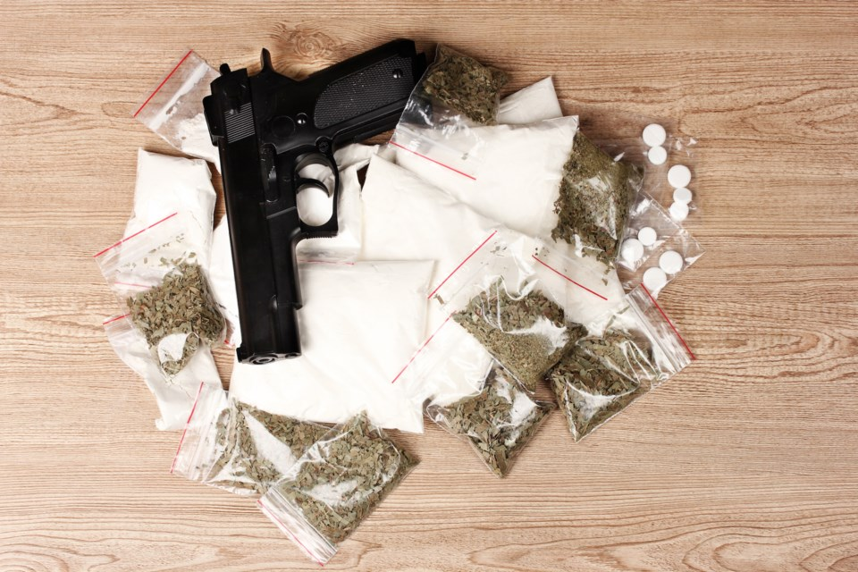 HandgunDrugs